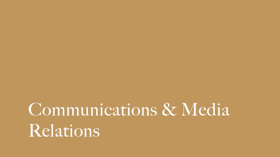Communication and Media Relation